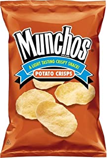 munchos Flamin Hot patatas fritas (Pack de 2): Amazon.com ...