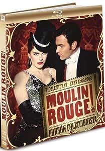 Moulin Rouge - Edición Libro [Blu-ray]