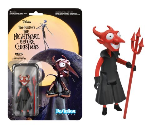 Funko Nightmare Before Christmas The Devil ReAction Figure