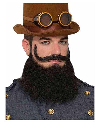 Steampunk General Jax Beard & -