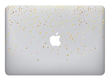 Amazon.com: Carcasa de plástico duro para Apple MacBook 12 ...