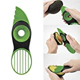 Avocado Slicer Peeler 3 In 1 Fruit Corer Cutter For Kitchen Utensil Tool