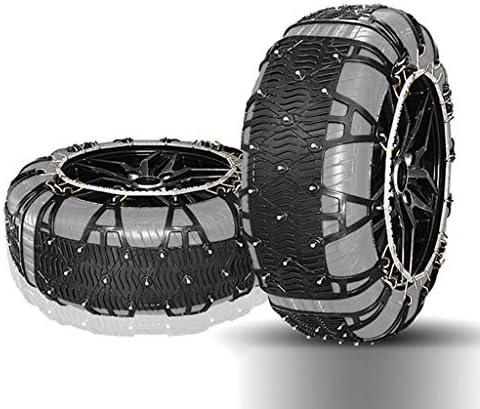 非金属タイヤチェーン Snow Chain - 車のスノーチェーンタイヤスノーチェーン車のオフロード車Suvタイヤスノーチェーンの取り付けが簡単 タイヤチェーン 軽自動車 (Color : 225-R19)