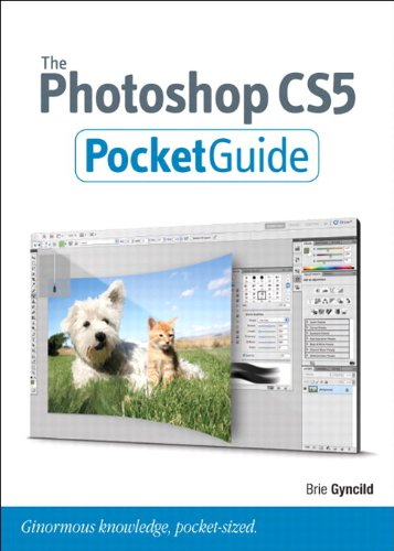 The Photoshop CS5 Pocket Guide (Peachpit Pocket Guide)