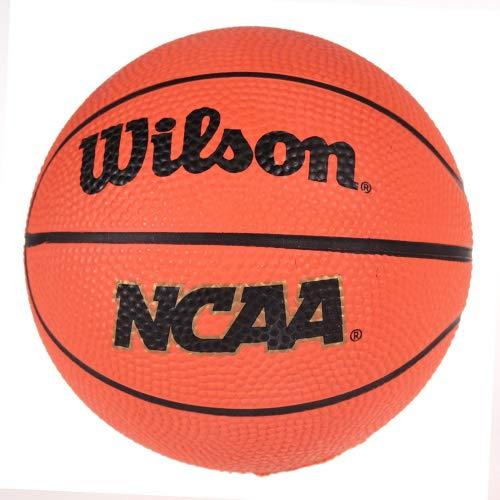 Wilson NCAA Mini Micro Bola De Baloncesto Naranja: Amazon.es ...