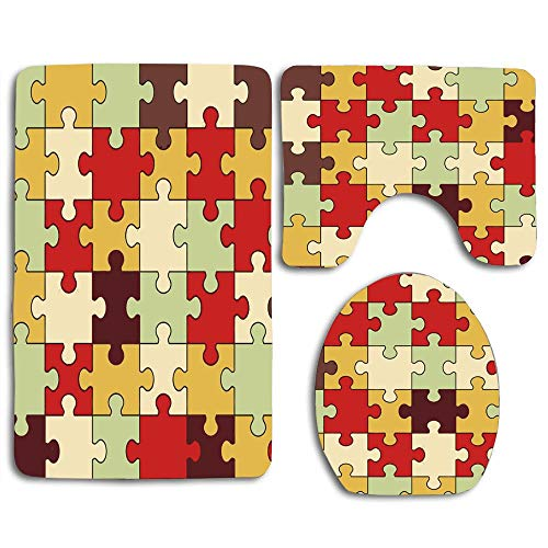 NEWcoco Autism Jigsaw Puzzle