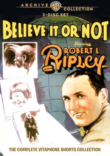 (Ripley's Believe It or Not! THE COMPLETE VITAPHONE SHORTS COLLECTION [2-DISC SET])