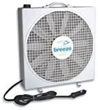 large 12v fan - Fan-Tastic Vent 01100WH Endless Breeze - 12 Volt Fan