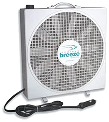 Fan-Tastic Vent 01100WH Endless Breeze