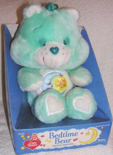 "1984 Vintage Care Bears 13"" Plush Bedtime Bear - 51IiiAFjUKL - 1984 Vintage Care Bears 13″ Plush Bedtime Bear"