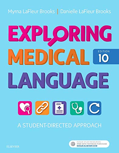 Exploring Medical Language: A Student-Directed Approach by Mosby