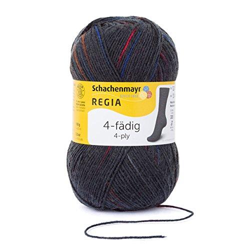 Regia Sock Pattern - 1