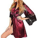 Redbrowm Sleepwear For Women,Pleasure New Robes Nightdress Perfect Night Experience