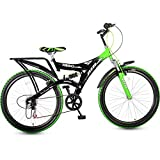 Hero Ranger DTB-VX 26T 6 Speed Mountain Cycle (Green/Black)