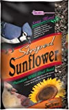 F.M. Brown's Song Blend Striped Sunflower Seeds for Pets, 2-Pound, My Pet Supplies