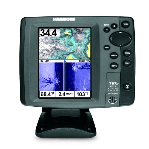 UPC 082324031434, Humminbird 797c2 SI Combo 5-Inch Waterproof Marine GPS and Chartplotter (Without Transducer)