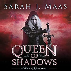 Queen of Shadows | Livre audio