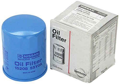 (Genuine Nissan (15208-55Y0A) Oil Filter)