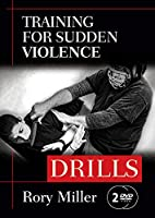 "Training for Sudden Violence: DRILLS 2-DVD set (YMAA) Rory Miller, author of ""Meditations on Violence"" **BESTSELLER** from YMAA"