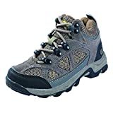 Northside Caldera Junior Hiking Boot (Little Kid), Stone/Yellow, 6 M US Big Kid