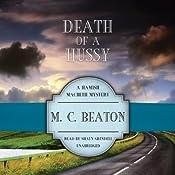 Death of a Hussy: A Hamish Macbeth Mystery, Book 5 | M. C. Beaton