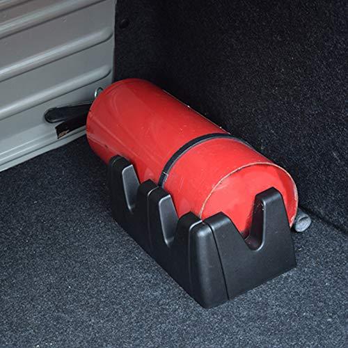 elegantstunning Multi-Function Car Organizer Storage Rear Trunk Shelf Fixed Towing Tidying Blocks Storage Fixed Car Trunk Organizer