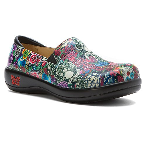 Alegria Womens Keli Professional Shoe Tattoo