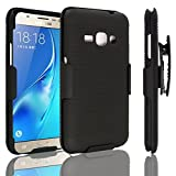 Customerfirst Shell Holster Belt Clip Case Combo for Samsung J5 Prime Case, Galaxy