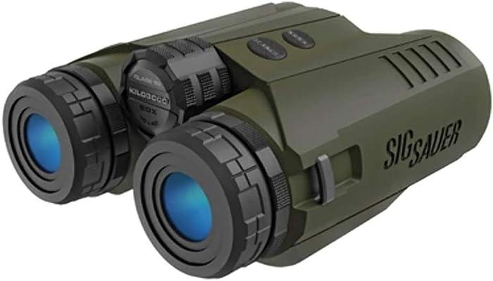 Sig Sauer 5270-1296 Binoculars, Black, One Size