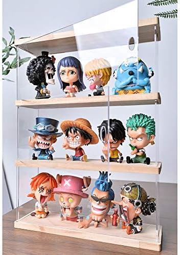 Klassieke personages uit één stuk, figuurpakken, Luffy Group, grappige personages (geschenklogboek acryl displaydoos)