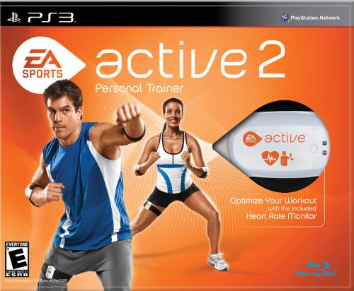 EA Sports Active 2 - Playstation 3 (Best Boxing Game Xbox 360)