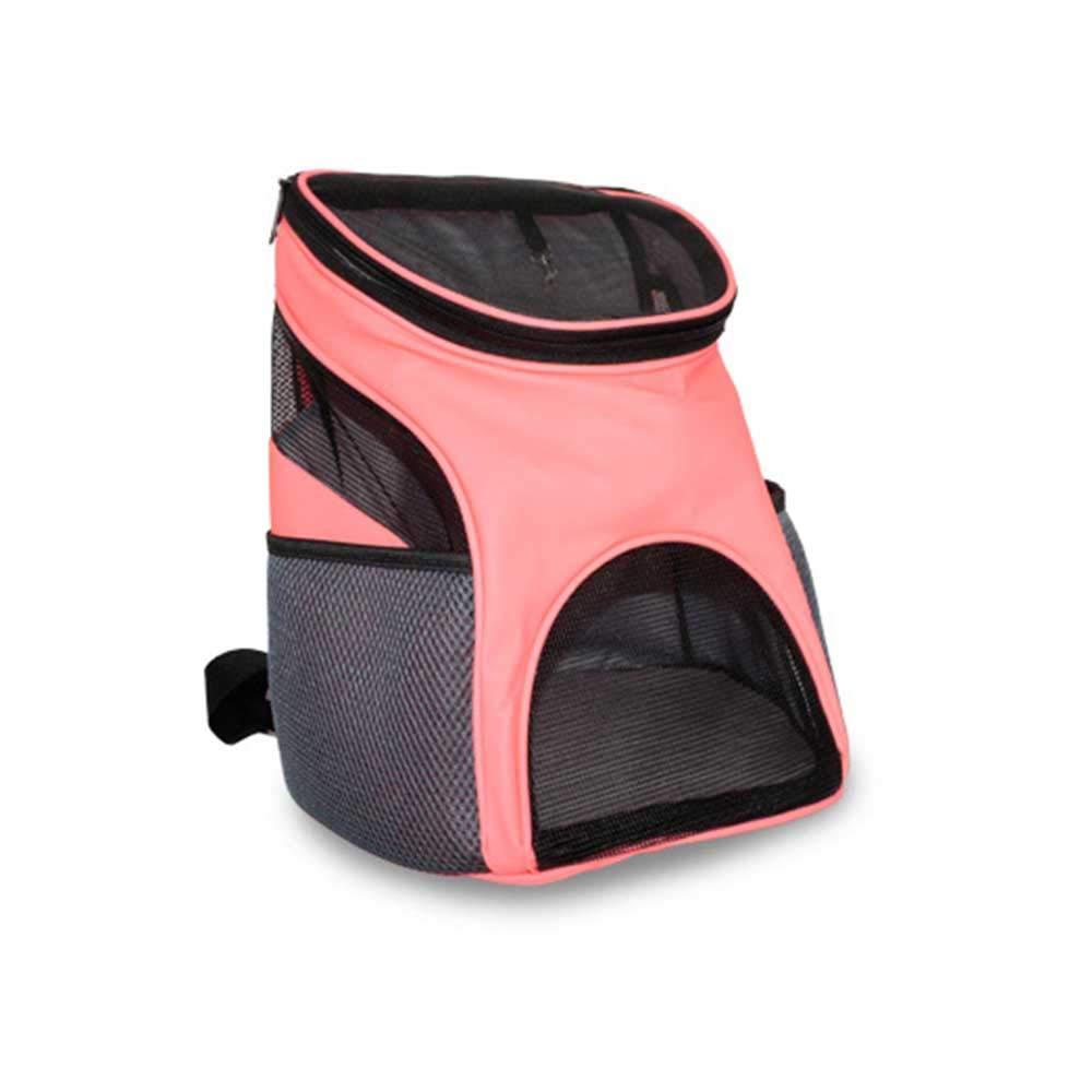 Pet Bag Lightweight Fluorescent Fabric Handsfree Travel Hiking Camping Outdoor Pet Bag