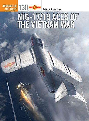 Download PDF MiG-17/19 Aces of the Vietnam War