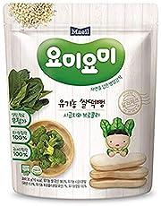 Maeil Organic Rice Rusk Spinach and Broccoli, 30g