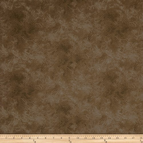 Suede Medley Warm Gray Fabric by The Yard - P & B Textiles 0564554