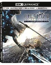 Final Fantasy VII: Advent Children Complete - 4K Ultra HD + Blu-ray + Digital