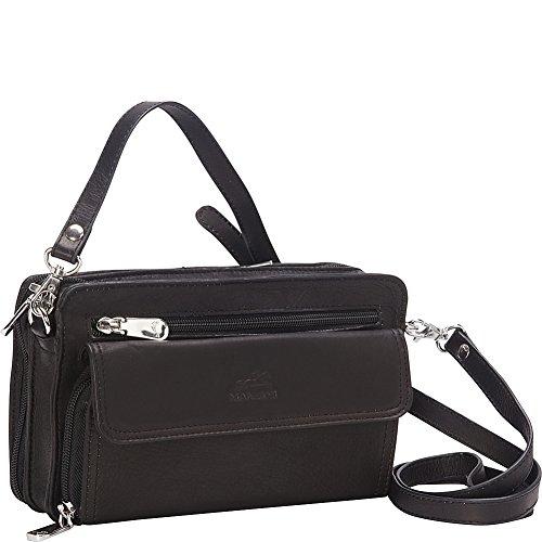 mancini-leather-goods-deluxe-rfid-unisex-shoulder-bag-black