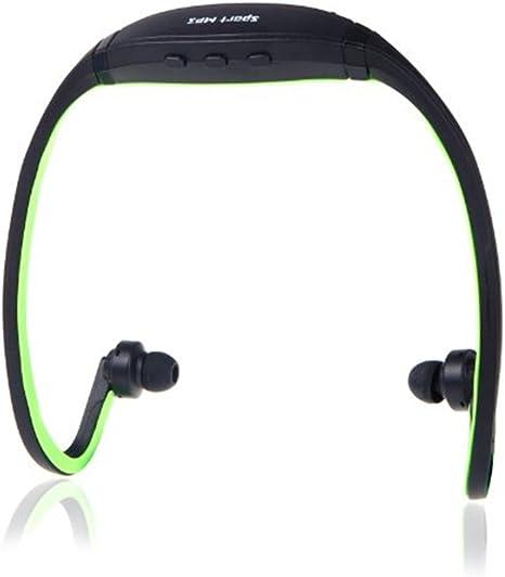Amazon.es: MOKE Deportes Mp3 FM estéreo Función de radio MP3 ...