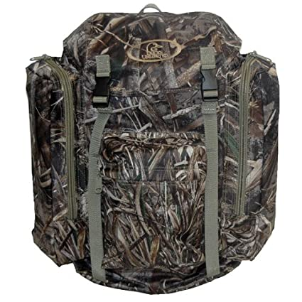 1ae62c2a00776 Amazon.com: Ducks Unlimited 38001 150 Blades Magnum Backpack: Sports &  Outdoors