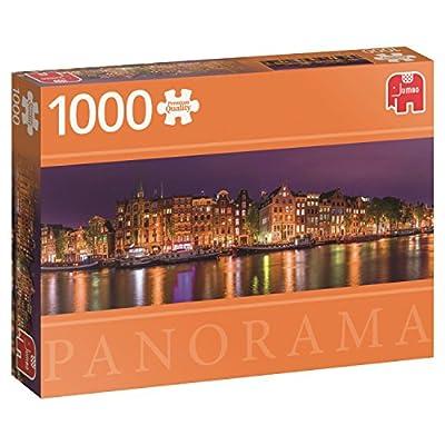 Jumbo 618575 Puzzle Amsterdam Skyline