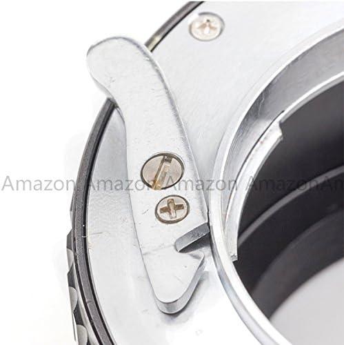 Pixco Lens Adapter Suit for Exakta Lens to Fujifilm X Mount Camera X-T30 X-T100 X-H1 X-A5 X-E3 X-T20 X-A10 X-A3 X-T2 X-Pro2 X-E2S X-T1 IR X-T10 X-A2 X-T1 X-E2 X-M1 X-E2 X-E1 X-A1 X-Pro1