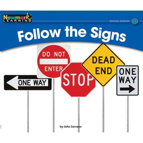 Follow the Signs (Rising Readers: Social Studies Set 1: Levels A-d) ebook