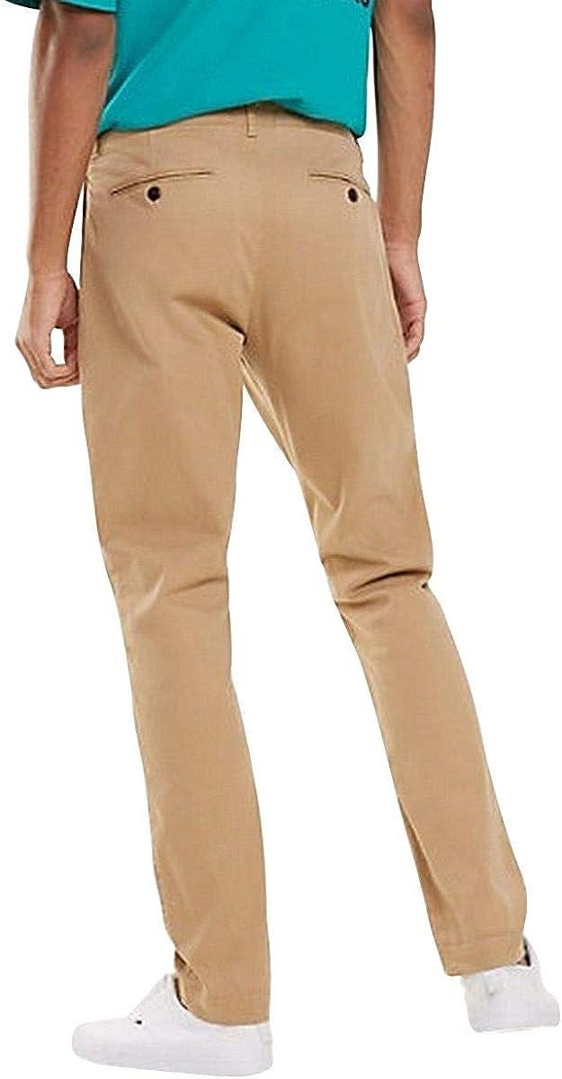 Tommy Jeans TJM Essential Slim Chino Pantalon Homme