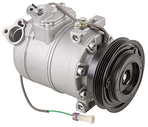 Brand New Premium Quality AC Compressor & A/C Clutch For Audi A4 & VW Passat - BuyAutoParts 60-01587NA New (Vw Passat Ac Compressor compare prices)