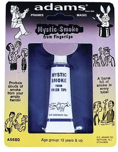 Skirt Adams (SS Adams Mystic Smoke Rack Pack)