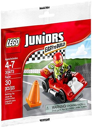 آ® Racer Course Lego Juniors 30473 Polybag Voiture De 8mnv0PyNwO