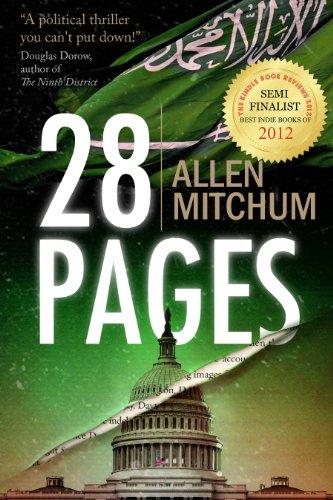 Book: 28 Pages - A Thriller by Allen Mitchum