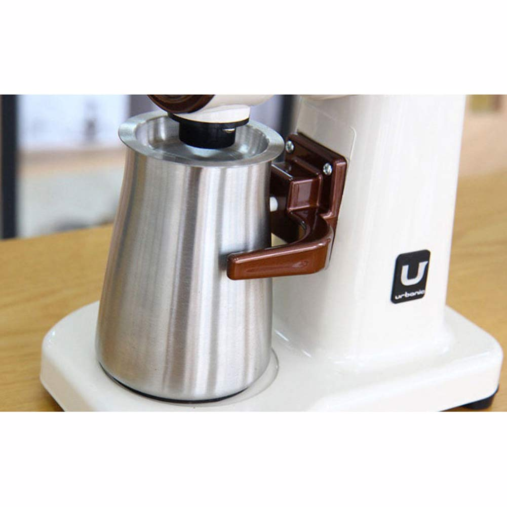 Urbanic 060 Home Automatic Electric Coffee Grinder Grinding Mill 220V (Green) by [UrbanicOEM] (Image #6)