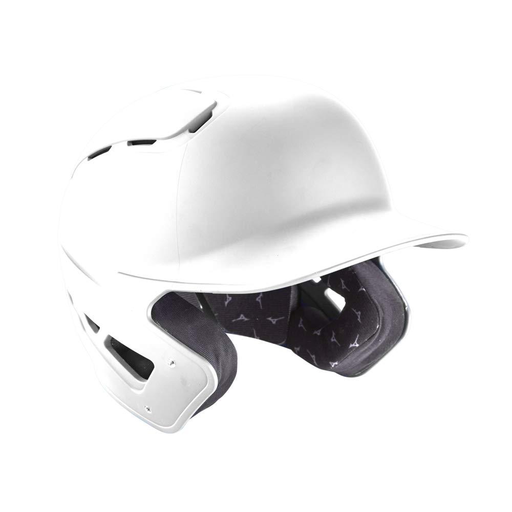 Mizuno B6 Adult Baseball Batting Helmet RED-NAVY Large//X-Large 380385.1051.13.LXL