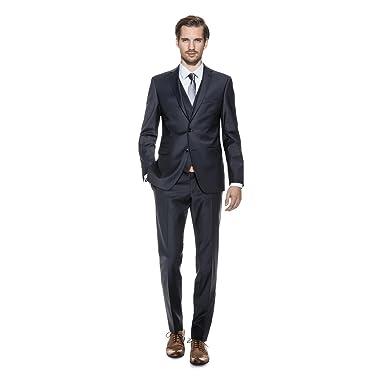 Hervorragend Benvenuto Purple   Slim Fit   Herren Baukasten Anzug Im Jungen Trend Look  Mit Sehr Schlankem Schnitt In Verschiedenen Farben, (20657, Modell: 61283,  ...